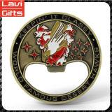 Medalla de encargo del abrelatas de botella del metal del diseño con precio de fábrica