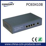 4 переключатель портов 10/100Mbps Poe с 1 Uplink RJ45 (POE0410B)