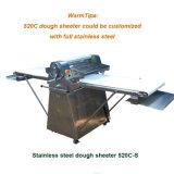 Pizza comercial del acero inoxidable del precio bajo que forma la pasta Sheeter de la máquina/de la pizza