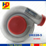 Dh220-5 Alloy Diesel Engine Assy Turbocharger (3519989)