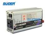Suoer Factory Price 1000W Power Onverters 12V to 220V Inverter (SAA-1000A)