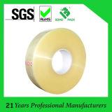 Nastro caldo dell'imballaggio della fusione BOPP di alta qualità trasparente o colorato
