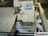マットレスファブリック端のOverlocking機械