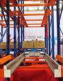 Ladeplatten-Seitentrieb mit drahtlosem Fernsteuerungs im Gefriermaschine-Raum
