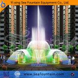 Fontaine sèche nette inoxidable d'étage de modèle professionnel de créateur