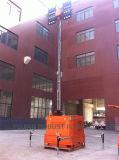 tour d'éclairage mobile actionnée hydraulique de 7m DEL Rplt3800