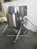 Misturador do cilindro giratório de aço inoxidável para o pó
