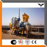 60 T/H Installaties van het Asfalt van de Apparatuur van de Aanleg van Wegen de Draagbare
