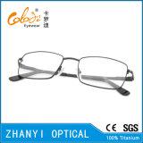 Spätester Entwurf Voll-Rahmen Titanbrille Eyewear optische Glas-Rahmen (9323)