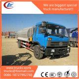 Camion-citerne aspirateur de type courant de pulvérisateur d'asphalte de machine à paver de l'asphalte 5mt