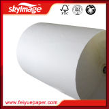 """"""" высокое качество Jumbo крена 45GSM 64 Non-Завивает бумагу переноса сублимации"""