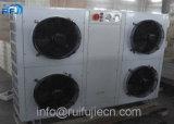 44HP V Typ Bitzer Kompressor-halbhermetisches kondensierendes Gerät für industriellen Kühler-Raum