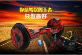 UL2272 10 Duim Flammate 2 Autoped van de Band van Rubbe van het Wiel de Zelf In evenwicht brengende Elektrische met Bluetooth, leiden en de Batterij van Samsung van ODM/OEM Smartmey Fabrikant