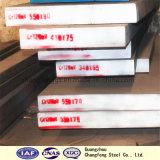 Сталь инструмента SKD11/D2/1.2379 холодной прессформы работы стальная