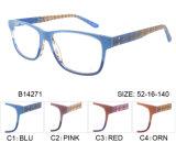 Heiße Verkaufs-Brille-bunter Frauen-optischer Rahmen-Form-Rahmen