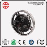 motor sin cepillo eléctrico modificado para requisitos particulares 14/16inch de la C.C. para la bicicleta eléctrica 60V 48V