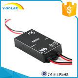 Mini 3A 6V-S/D con el regulador solar ligero/el regulador de la función de control para el sistema casero solar
