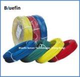 Le câble de conducteur et le fil de cuivre, PVC ont isolé le fil électrique et le câble