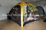 Qualitäts-Ereignis-aufblasbares kampierendes Zelt für Ausstellung