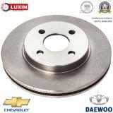 Авто Аксессуар части тормозной диск тормозной ротор для Chevrolet / Daewoo