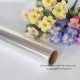 BOPP aclaran la película para las flores que envuelven con el pequeño rodillo u hoja