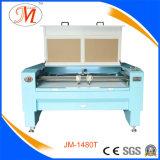 Nuova tagliatrice del laser di stile con le doppie teste (JM-1480T)