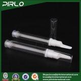 15ml目のクリームの空気のないローションポンプびんの装飾的な目のクリームの容器のためのプラスチック出版物ポンプ空気のないびん