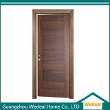 Portello di legno laminato PVC interno comitato americano strutturato/liscio