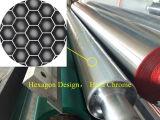 Haute précision 0.25mm imprimante flexographique de sac de six couleurs