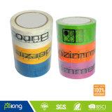 Bande estampée colorée faite sur commande d'emballage d'OEM pour le cachetage de cadre