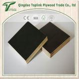 Contre-plaqué de peuplier pour le coffrage de béton de matériau de construction