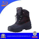 Los Mens de la manera calientan los zapatos impermeables del invierno
