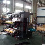 기계를 인쇄하는 2개의 색깔 포장 재료 Flexo