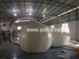 Aufblasbares freies Luftblasen-Baum-Zelt für das Rasen-Kampieren