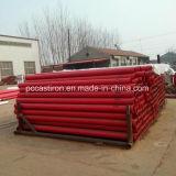 Usura ad alta pressione che resiste al tubo del calcestruzzo del tubo/RCP del calcestruzzo prefabbricato