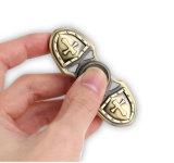 Girocompás del EDC del giroscopio de la yema del dedo de la Anti-Ansiedad de la aleación del cinc (FG-12)