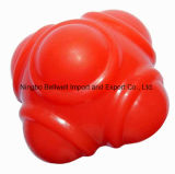 Boule de réaction de gel de silicone à boule élastique de coaching Gear