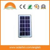 (HM-0504D) réverbère solaire de 5W 650lm DEL pour le jardin