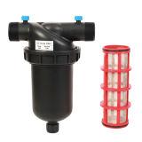 Y pulsa el tipo filtro del agua de irrigación Y de pantalla