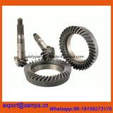 Gewundenes Kegelradgetriebe-Differenzial für Hino Hinterachse 412012960 412112960