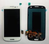 Het mobiele LCD van de Telefoon Scherm van de Aanraking voor LCD van de Melkweg van Samsung S3 Vertoning