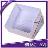 Новый подарок индикации бумаги картона конструкции упаковывая складную коробку/складывая коробку подарка