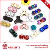 다채로운 플라스틱 방위 손 방적공 장난감 싱숭생숭함 방적공