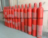 CO2 45kg Gas-Zylinder mit Wert und Schutzkappe