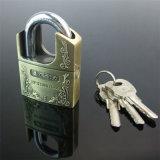 O grilhão da liga do zinco protegeu o cadeado do átomo aceita personaliza