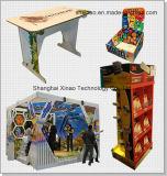 Beispielhersteller-Ausschnitt-Maschine für gewölbten Kasten