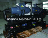 Охладитель охлаженный водой винта 214kw для машины впрыски отливая в форму