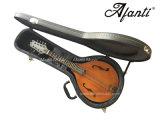 Afanti AAA feste Fichte/flammte Ahornholz eine Mandoline (AM-A90DF)