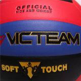 Taille normale 5 OEM de volleyball de vente directe de 4 usines