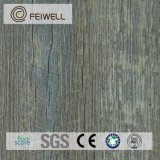 Einfache Farben-Qualität Lvt wasserdichter Fußboden-Vorstand